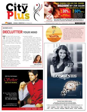 Banjarahills, Vol 6- Issue 8, 21-27 February  2015 - Read on ipad, iphone, smart phone and tablets.