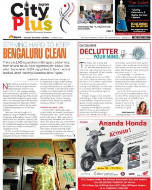 Bangalore-HSR Layout/Sarjapur