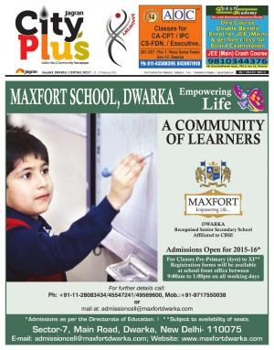 Delhi-Dwarka_Vol-9_Issue-24_Date_21 Feb 2015 to 27 Feb 2015