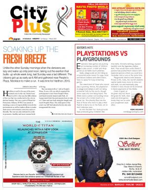 Vol 6, Issue 9, 26 February- 4 March 2015