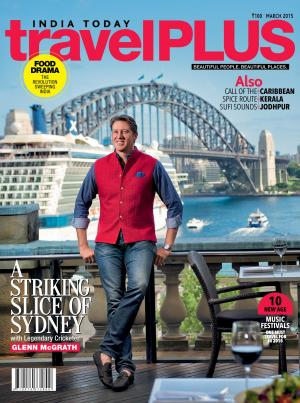 India Today Travel Plus-March 2015