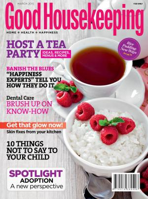 Good Housekeeping-March 2015 - Read on ipad, iphone, smart phone and tablets.