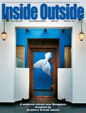 Inside Outside (February 2015) - Read on ipad, iphone, smart phone and tablets.