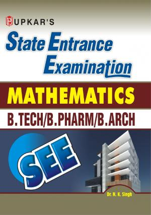 State Entrance Exam. 'Mathematics' (B. Tech./B.Pharm/B. Arch)
