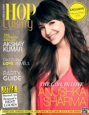 HIGH ON PASSION (HOP LUXURY) Feb-March 2015