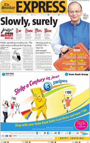 01 March, 2015 - Read on ipad, iphone, smart phone and tablets.