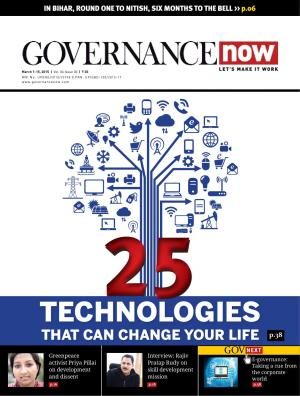 Governancenow Volume 6 Issue 3 - Read on ipad, iphone, smart phone and tablets.