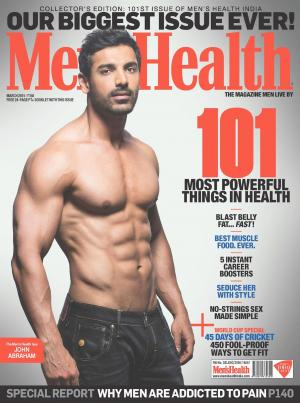 Men's Health-March 2015