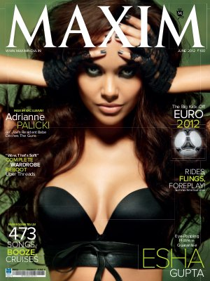 Maxim India June 2012 - Read on ipad, iphone, smart phone and tablets.
