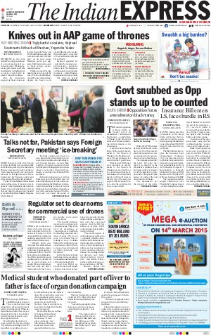 04 March, 2015 - Read on ipad, iphone, smart phone and tablets.