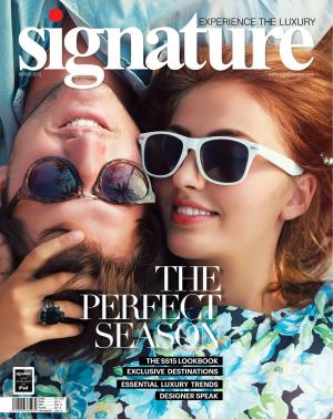 Signature, Mar 15 - Read on ipad, iphone, smart phone and tablets.