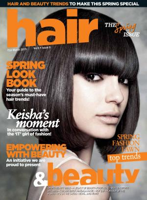 Hair March 2015 - Read on ipad, iphone, smart phone and tablets.