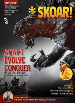 Skoar March 2015 - Read on ipad, iphone, smart phone and tablets.