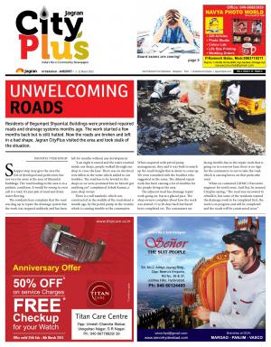 Ameerpet, Vol 6, Issue 10, 5 march 2015 - Read on ipad, iphone, smart phone and tablets.