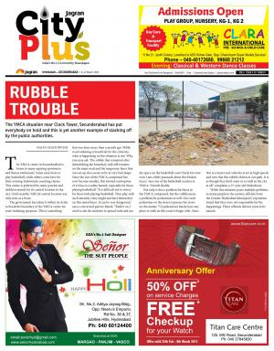 Secunderabad Vol 6 - Issue 10,  6-12 March 2015