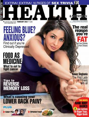 HEALTH & NUTRITION MARCH -2015 - Read on ipad, iphone, smart phone and tablets.