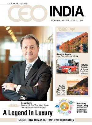 CEO INDIA MARCH 2015 - Read on ipad, iphone, smart phone and tablets.