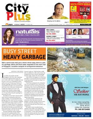 Ameerpet, Vol 6, Issue 11, 12-18 March 2015 - Read on ipad, iphone, smart phone and tablets.