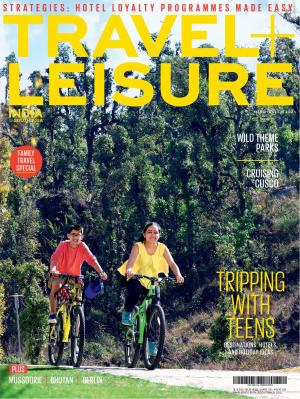 Travel+Leisure India & South Asia_March_2015 - Read on ipad, iphone, smart phone and tablets.