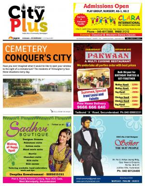 Secunderabad Vol 6 - Issue 10,  13-19 March 2015
