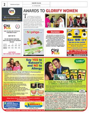 NCR-New Ghaziabad/Ghaziabad_Vol-9_Issue-27_Date-15 March 2015 to 21 March 2015 - Read on ipad, iphone, smart phone and tablets.