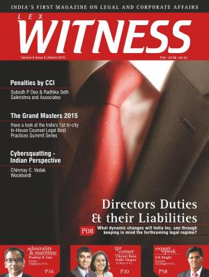 Lex Witness March 2015