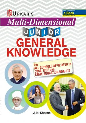 Multi Dimensional Junior General Knowledge - Read on ipad, iphone, smart phone and tablets