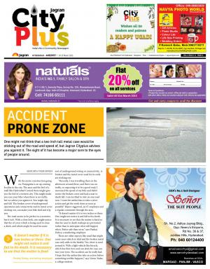 Ameerpet, Vol 6, Issue 12,  19-25 March 2015 - Read on ipad, iphone, smart phone and tablets.