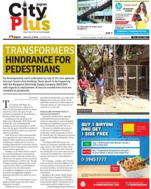 Bangalore-JP nagar - Read on ipad, iphone, smart phone and tablets.
