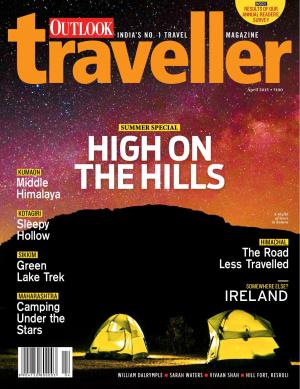 Outlook Traveller, April 2015