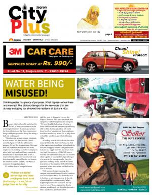 Banjarahills, Vol 6- Issue 13, 28 March  3 April 2015 - Read on ipad, iphone, smart phone and tablets.