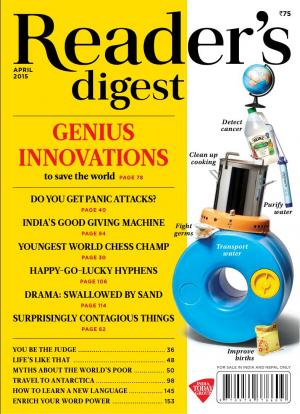 Reader's Digest-April 2015 - Read on ipad, iphone, smart phone and tablets.
