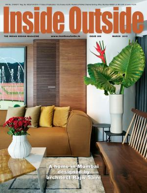 Inside Outside (March  2015) - Read on ipad, iphone, smart phone and tablets.