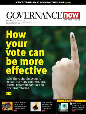 Governancenow Volume 6 Issue 5 - Read on ipad, iphone, smart phone and tablets.