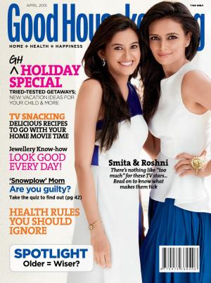 Good Housekeeping-April 2015 - Read on ipad, iphone, smart phone and tablets.