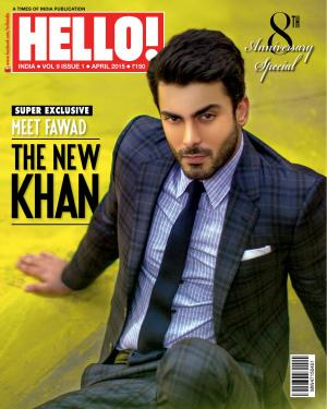 HELLO! INDIA APR 2015 - Read on ipad, iphone, smart phone and tablets.