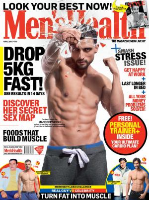 Men's Health- April 2015 - Read on ipad, iphone, smart phone and tablets.