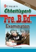 Chhattisgarh Pre-B. Ed. Examination