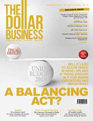 The Dollar Business April 2015 - Read on ipad, iphone, smart phone and tablets.