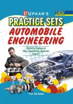 Practice Sets Automobile Engineering [useful for Railway & Other engineering (Diploma) exams.]
