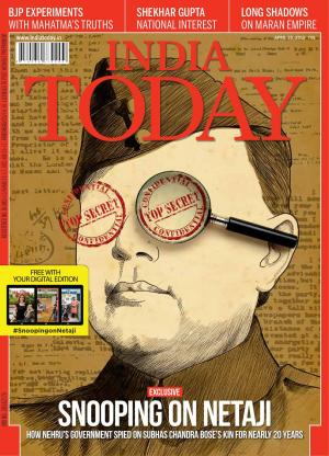 India Today-20th April 2015 - Read on ipad, iphone, smart phone and tablets.