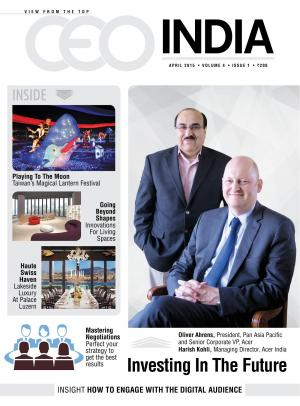 CEO INDIA APRIL 2015 - Read on ipad, iphone, smart phone and tablets.