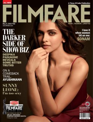 Filmfare 6-MAY-2015 - Read on ipad, iphone, smart phone and tablets.