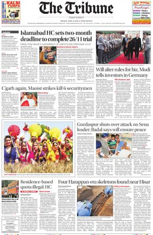 NCR_14_April_2015 - Read on ipad, iphone, smart phone and tablets.