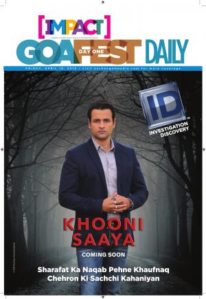 Goafest DAY ONE - Read on ipad, iphone, smart phone and tablets.