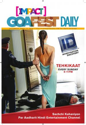 Goafest DAY TWO - Read on ipad, iphone, smart phone and tablets.