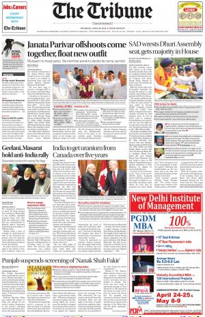 NCR_16_April_2015 - Read on ipad, iphone, smart phone and tablets.