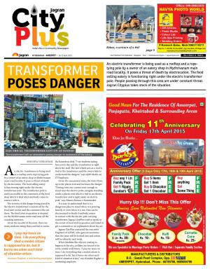 Ameerpet Vol 6, Issue 16, 16-22 April 2015