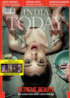India Today-27th April 2015 - Read on ipad, iphone, smart phone and tablets.