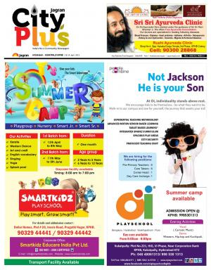 Kukatpally Vol 6, Issue 16, 18-24 April 2015 - Read on ipad, iphone, smart phone and tablets.